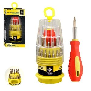 Kit de Chave House Tools com 30 pontas