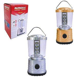 Lanterna Lampião Alfacell 12 Leds