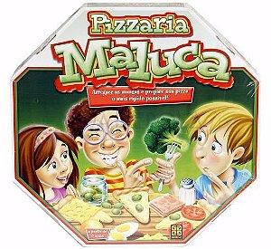 Jogo de Tabuleiro Pizzaria Maluca Grow