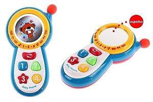 Celular do Bebê Smart Jr. com Sons e Luzes Well Kids