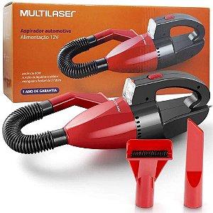 Mini Aspirador Portatil Automotivo Multilaser AU607