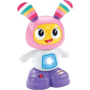 BeatBelle Júnior com Luz e Som Rosa Fisher Price