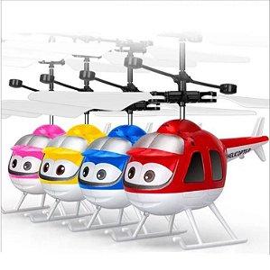 Helicóptero De Brinquedo Por Indução Infravermelho controla pela Mão Barcelona