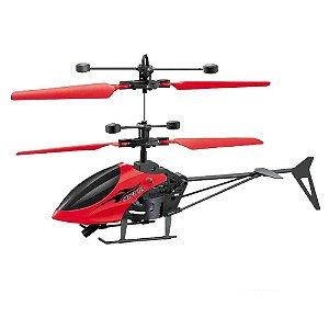 Helicóptero De Brinquedo Por Indução Infravermelho controla pela Mão Air Craft Barcelona