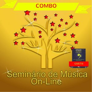 COMBO - CURSO ONLINE DE MÚSICA - 1º e 2º SEMESTRE