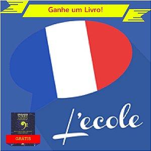 Curso de Francês Online – L'École - Semestral