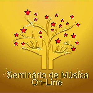 Curso Online de Música - Combo 1º, 2º, 3 e 4º Semestre