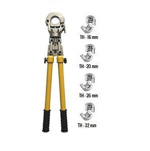 Prensar Gas Alicate De Prensar Dn 16/20/26/32 (Matriz Th) - Importado