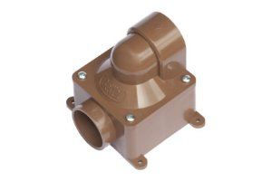Termixer Valvula de Retencao Universal PVC Dn 50 mm