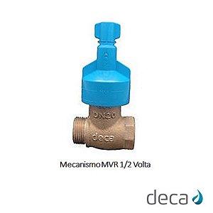 Deca Base Registro Pressao Dn 3/4 Mvr (1/2 Volta)