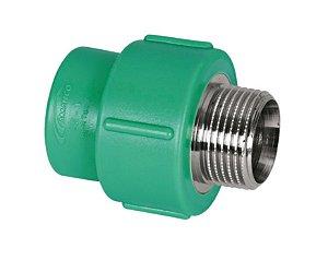 Amanco PPR Conector Macho Verde
