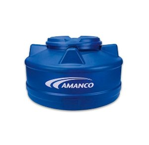 Amanco Caixa D'Agua Com Tampa Roscada Tripla Camada 1000L