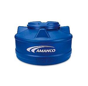 Amanco Caixa D'Agua Com Tampa Roscada Tripla Camada 510L