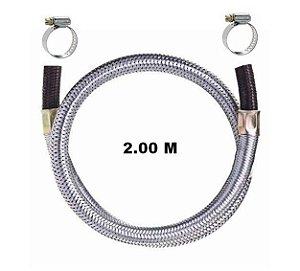 Usc Flexivel Gas 2.00M Dn 3/8 - Mangote