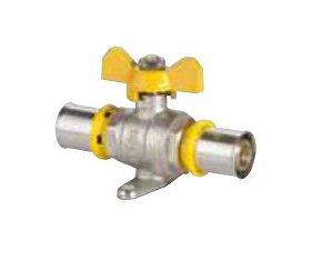 Sigas Valvula Esfera Prensar Gas Dn32