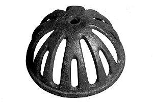 Ff Ralo Semi-Esferico Ferro Fundido Dn 4