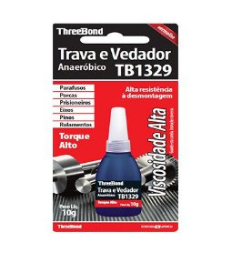 Tb Trava E Vedador Anaerobico Tb1329 / 10G- Three Bond Vermelho