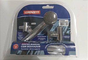 Lorenzetti Ducha Manual  Lorenstorm C16 4995