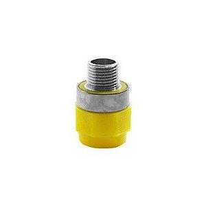 Ppr Gas Adaptador Macho 20 X 1/2 - Sigas