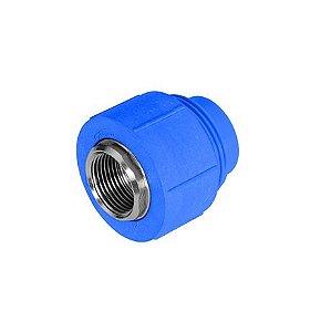 Tf Uniao Mista Ppr Azul Dn25X3/4 (Amanco)