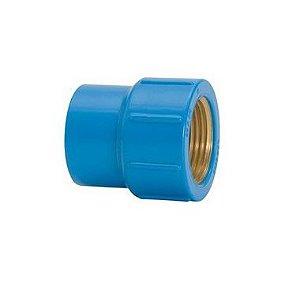 Amanco Azul Luva Soldavel C/Bucha Latao