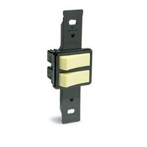 Blux Interruptor Simples 2 Teclas