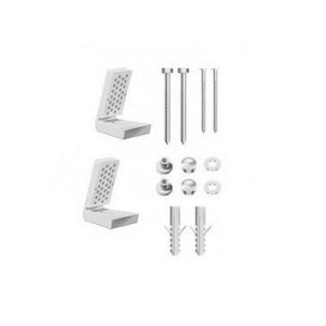 Censi Kit Fixacao Lateral P/Vaso Sanitario 7450