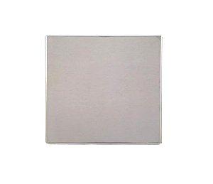 Clarinox Grelha Quadrada Cega Para Caixa de Gordura Dn 100 mm