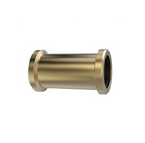Blukit Luva de Correr em Latao Para Tubo de Cobre 15 mm 171021-21
