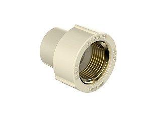 Krona Cpvc Ultraterm® Conector Femea Dn 22x3/4