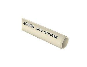Krona Cpvc Ultraterm® Tubo 3M Dn 22