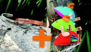 Kit Ratinho Topo com Bracelete