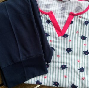 Pijama Visco Cats Legging