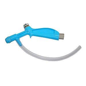 Bico Pulverizador de Plástico Azul MS3 Steula