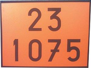 Placa 23 1075 Gnv Plastcor