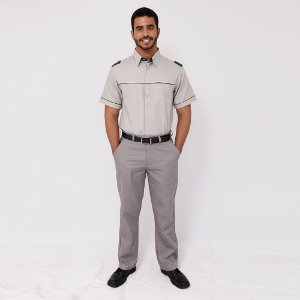 Farda Uniforme Profissional Camisa Executiva Masculino