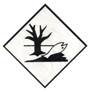 Placa de Sinalização 30x30 Centímetros Simbologia Meio Ambiente