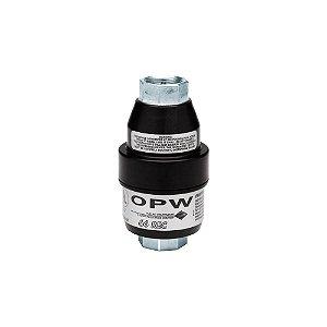 """Breakaway Válvula de Segurança 3-4"""" Sem Extensão Reconectável 66REC-1000 OPW"""