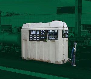 Tanque Reservatório para ARLA 32 3010 Litros - Sistema Intermediário Redux32