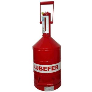 Aferidor bomba de combustível Capacidade 20 litros  Lubefer