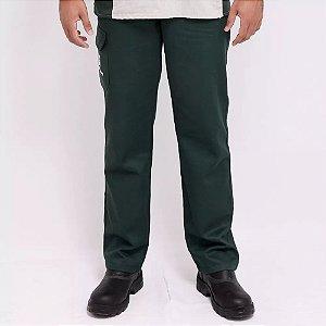 Calça Frentista BR22 Masculino Uniforme Profissional Petrobras
