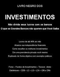 Livro Negro dos Investimentos