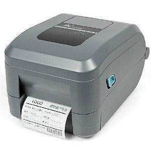 Impressora de Etiqueta Zebra GT800 203DPI USB, Serial, Paralela