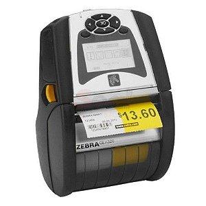 Impressora Portátil Zebra QLn320, LCD, 203dpi