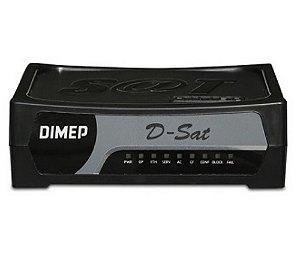 DIMEP D-SAT Sistema Autenticador e Transmissor de Cupons Fiscais Eletronicos SAT