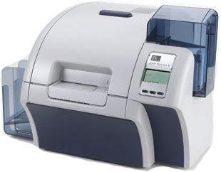 Impressora de Cartão ZEBRA- ZXP serie 8, numa face, USB/Ethernet