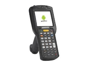 Coletor de Dados Zebra MC3290 - Touch 3 Polegadas, Alfanumérico, Wi-Fi, Bluetooth, Android - Pistola Gun (Symbol/Motorola)