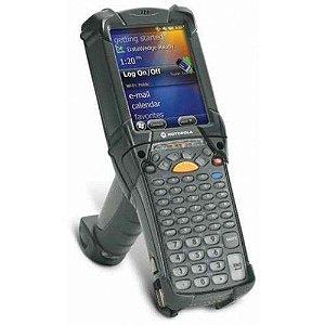 Coletor De Dados Zebra / Motorola Mc9290 Gun Win CE 7.0 Leitor 2D E 2D Lr - MC92N0-G90SYEYA6WR