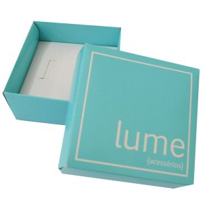 Mini Caixa Personalizada - Para Bijouteria