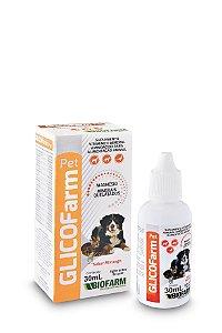 Glicofarm Pet Suplemento 30ml Biofarm